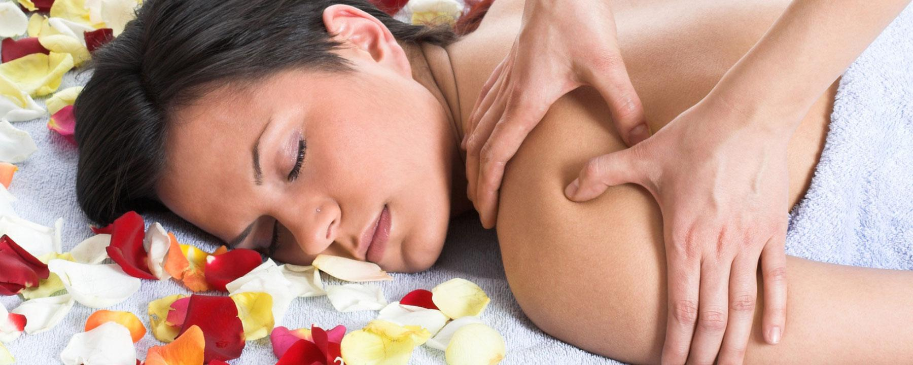 Massage Wellness Entspannung