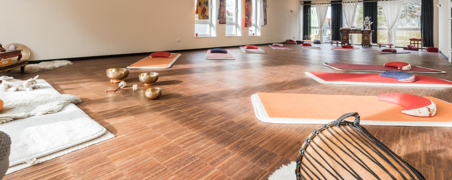 Yoga - Raum - Retreat